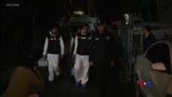 土耳其調查人員進入沙特領館尋找卡舒吉失踪案證據