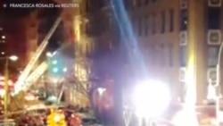 New York: Komisè Ponpya a, Daniel Nigro, Di Ensandi Bronk la se yon Ensidan 'Istorik'