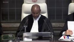 國際法院下令取消部分伊朗制裁後 美國宣佈終止美伊友好條約 (粵語)