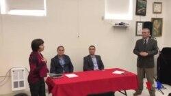 Amerikada soliq to'lash: vatandoshlar uchun seminar
