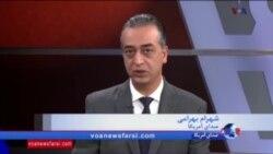 گزارش شهرام بهرامی درباره بحران آب در فلات مرکزی ایران