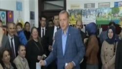 Erdoğan Oyunu Verdi