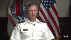 Major General Joe Harrington Talks About US Troops in Africa