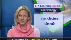Anh ngữ đặc biệt: North Carolina Textile Companies (VOA-Tech Rep)