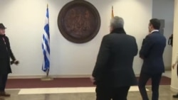 Се надеваме дека ќе надвладее разумот - Стојан Андов пред гласањето за уставните промени