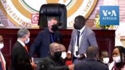 Suspension d'une séance du Parlement panafricain après une bagarre