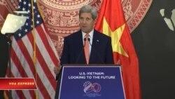 Ngoại trưởng Mỹ và chủ nghĩa cộng sản ở Việt Nam
