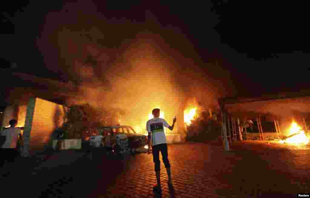 """El presidente Obama condenó el ataque y lo calificó como """"vergonzoso""""."""
