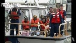 Gad Kot Ameriken Kapte 10 Migran Ayisyen sou Lanmè Etazini