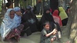 Arakanlı Müslüman Kadınların Dramı