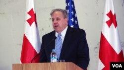 შეერთებული შტატების ყოფილი ელჩი საქართველოში იან კელი