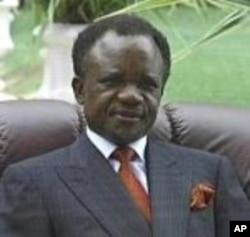 Ex-President Chiluba