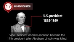 America's Presidents - Andrew Johnson