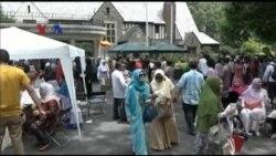 Halal Bihalal Warga Indonesia di Ibukota AS
