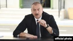 İlham Əliyev (arxiv foto)