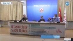 """İstanbul Tabip Odası: """"28 Gün Tam Kapanma Şart"""""""