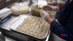 俄亥俄州哥伦布市 移民带来美食多样化