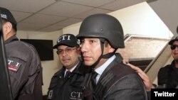 Luis Gustavo Moreno, exfiscal anticorrupción de Colombia, condenado en Miami a 48 meses de cárcel por lavado de activos y recepción de sobornos.
