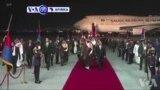 VOA60 Afirka: Shugaban Masar Abdel Fatal Al Sisi, Ya Tarbi Yarima Muhammad Bin Salman Mai Jiran Gado