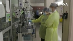 新冠病毒疫情繼續肆虐美國 死亡超過兩萬全球最多