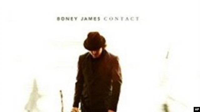 "Boney James' ""Contact"" CD"