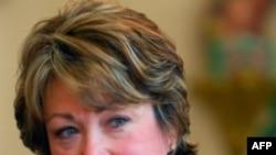 Заместитель госсекретаря США Эллен Тошер