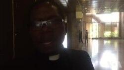 Reverend Kenneth Mtata Vachitaura paMusangano Warongwa neMakereke