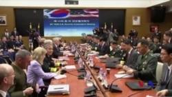 美國國防部長:絕不接受擁有核武器的北韓