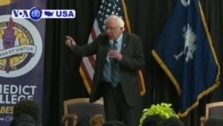 VOA60 America - Bernie Sanders Joins 2020 Presidential Race