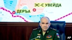 """El Centro Militar de Medios de Siria, controlado por el gobierno, informó el sábado de """"calma relativa"""" en las zonas designadas nueve horas después de que comenzara a aplicarse el sistema."""