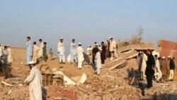 پاکستان مواضع شورشیان در مرز افغانستان را بمباران کرد