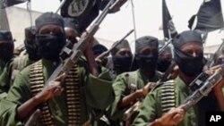 Des miliciens shebab (Photo AP)