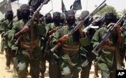 Les insurgés d'Al-Shabab