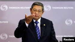 Indonesia's President Susilo Bambang Yudhoyono (file photo)