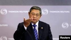 Presiden Susilo Bambang Yudhoyono akan menerima penghargaan 'World Statesman Award 2013' di New York (foto: dok).