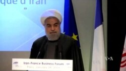 Rouhani Signs Major Iranian-French Trade Deals