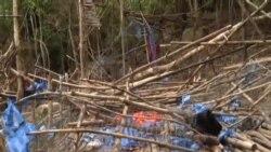 馬來西亞發現139具屍體的亂葬崗