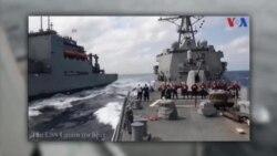 Trung Quốc lên án Mỹ 'khiêu khích' ở Biển Đông