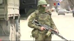 Washington'un Gündeminde Ukrayna Var