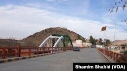 شمالی وزیرستان میں غلام خان کی سرحدی گزرگاہ