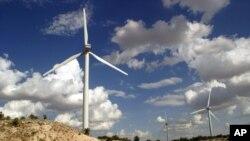 AS menuduh Tiongkok memberikan subsidi berlebihan terhadap industri kincir anginnya (foto: dok).