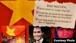 Quảng cáo tấn công Bảo Nguyễn của Bruce Broadwater.