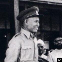 缅甸独立领袖昂山将军