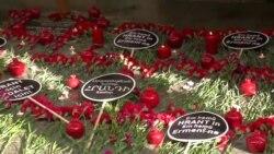 Hrant Dink İçin Anma Töreni