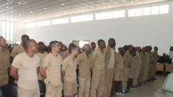 Oficiais do SIC em julgamento na Huíla - 2:06