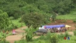 泰國八名少年已被救出岩洞