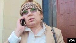 Sülh və Demokratiya İnstitutunun rəhbəri Leyla Yunus