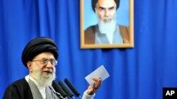 برنامه اتمی ایران، برای آیت الله خطرناک تر شده است تا برای اسرائیل