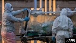 چین، ایټالیا، ایران او هسپانیا کې تر ټولو ډېر خلک په دې ویروس اخته شوي او مړینه هم پکې ډېره ده.
