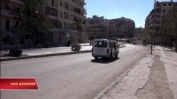 Tình hình vẫn yên ở Syria trong ngày ngừng bắn thứ hai